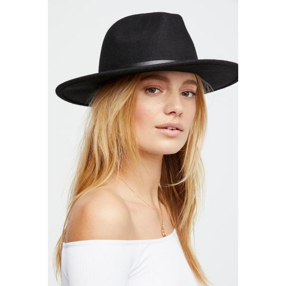 84cceb449 Urban Outfitters Anna Panama Felt Hat NWT